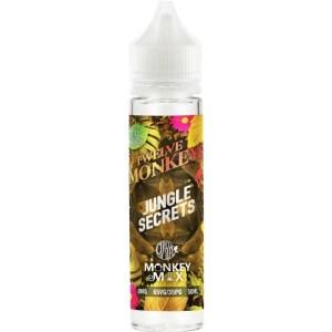 Twelve Monkeys Jungle Secrets 50ml Shortfill E-Liquid