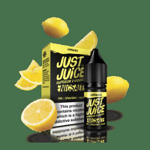 Just Juice Lemonade 10ml Nic Salt