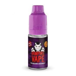 Vampire Vape Rhubarb Crumble 10ml E-Liquid