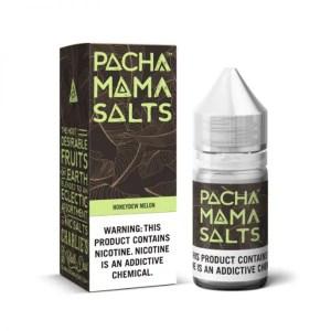 Honeydew Melon Nic Salt E-Liquid By Pacha Mama