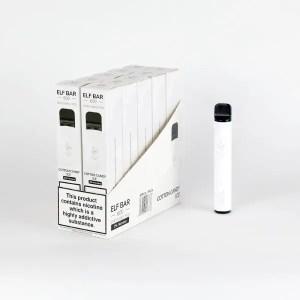 Elf Bar 600 Cotton Candy Ice Disposable Puff Bar 20mg