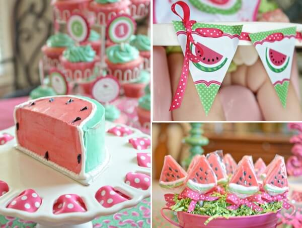 Watermelon-themed-birthday-party-via-Karas-Party-Ideas-karaspartyideas.com-watermelon-summer-party-idea-girl