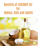 coconut oil benefits for babies, kids and adults