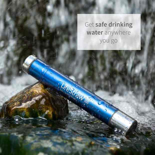 Lifestraw Water Filtration System