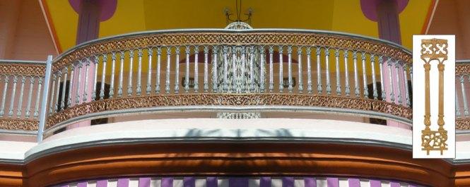 Beautiful Home Balcony Design India Contemporary - Decorating ...