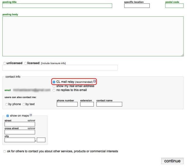 How To Advertise On Craigslist Effectively - ShivarWeb