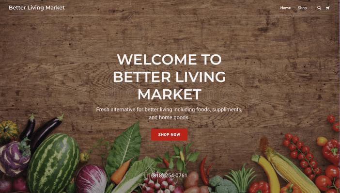 Better Living Market