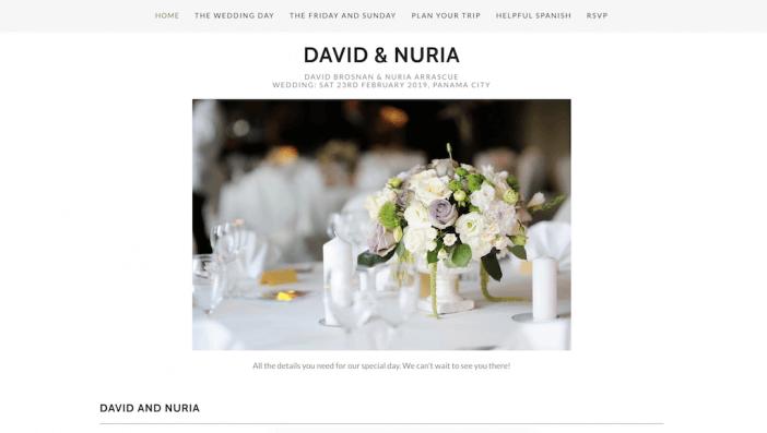 Dave & Nuria