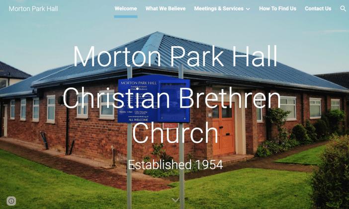 Morton Park Hall