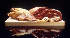 Meat Products. Beef, Chicken, Pork, Mutton, Fish, Shivesh, Kitchen, Recipe, Cooking, Food, Production, Tasty, Lobster