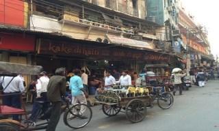 Shivesh Kitchen, Old Delhi, Delhi, Cuisine, Kake di Hatti