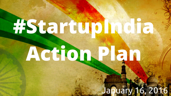 Takeaways from Startup India Campaign by Modi