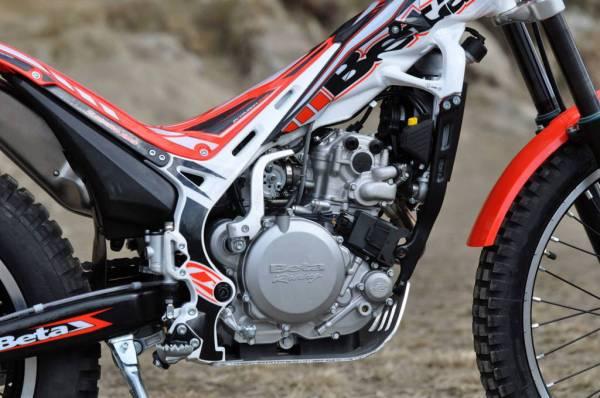 2015ベータEVO 4Tエンジン