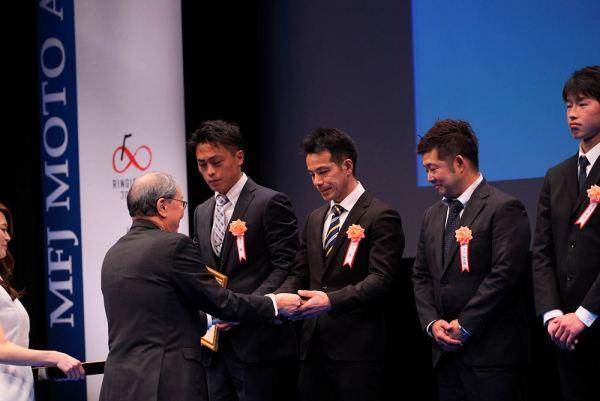 2016表彰式佐伯選手