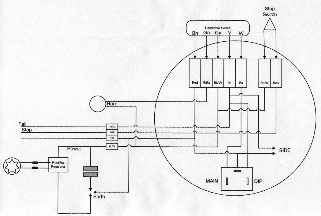 norton es2 wiring diagram