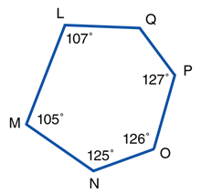 Angles in a Polygon Examples