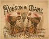 Robson & Crane Poster 2