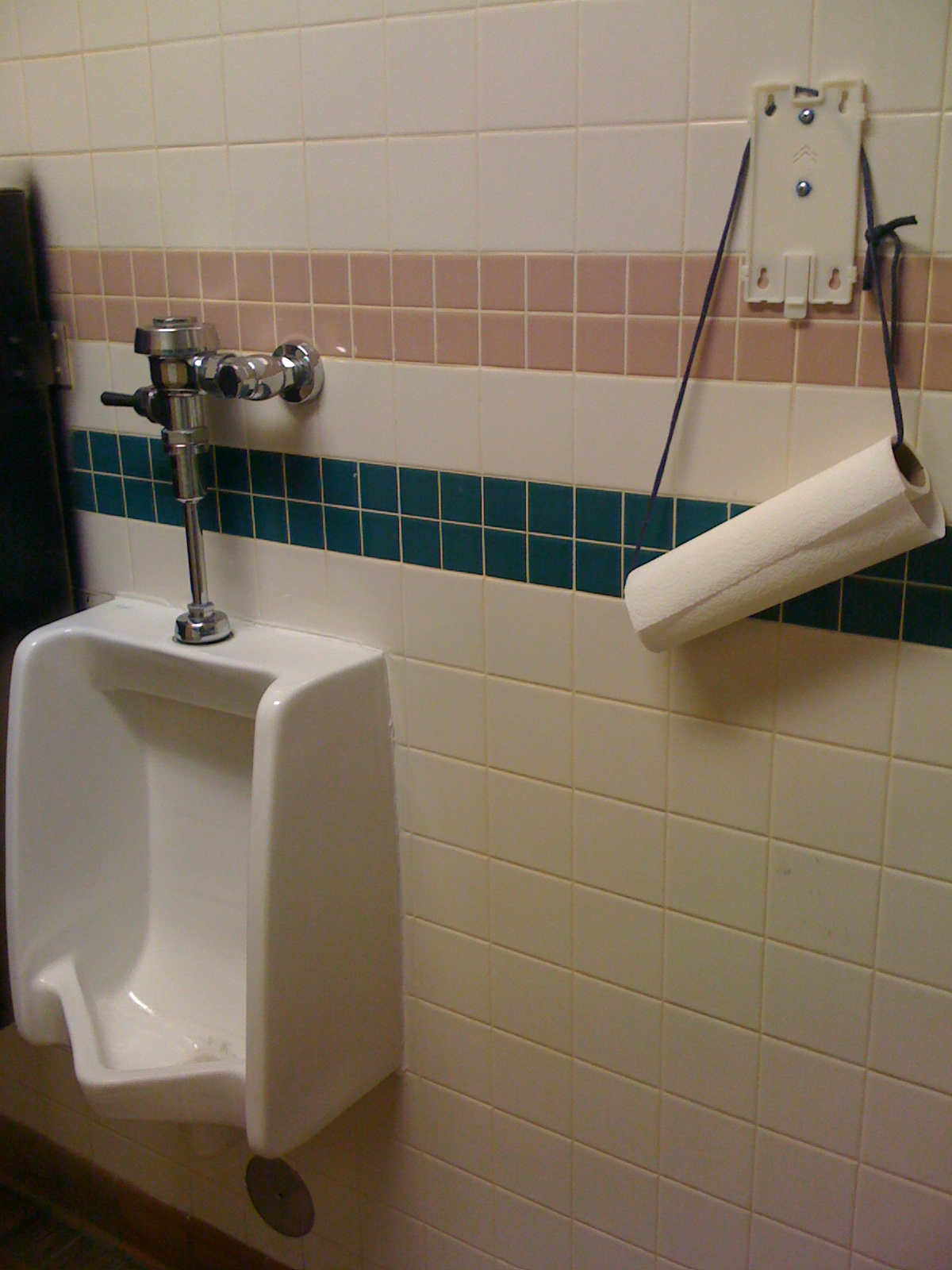 Bathroom Cleanliness as Indicator of Company Conditions