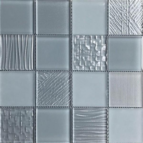 Ceramic  Stone Tiles  Battleship 3x3 Mosaic
