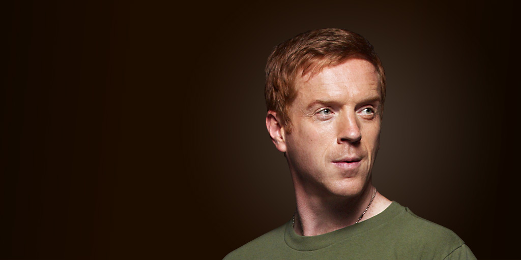 Why, hello there Damian Lewis