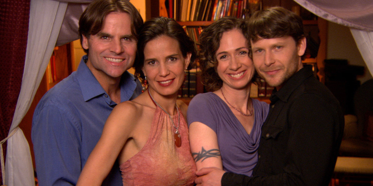 Behind the Scenes Polyamory  SHOWTIME