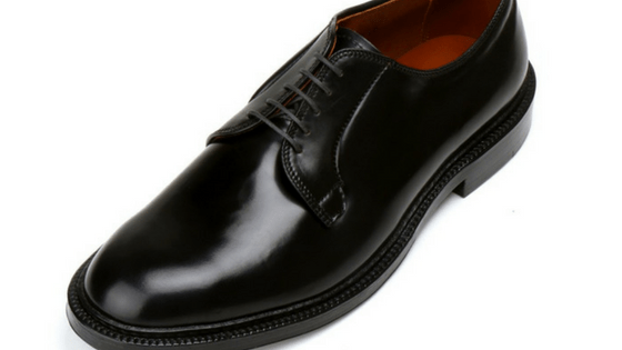 black blucher derby shoes - Warning: You're losing money by not buying the 5 must-have Men's Shoes