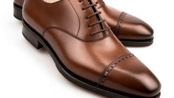 brown oxford shoes - Warning: You're losing money by not buying the 5 must-have Men's Shoes