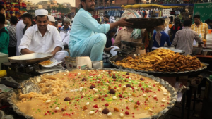 """ramadan iftar food - """"Fasting for a month? Man, you're gonna lose weight!"""""""