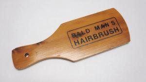 bald mans hair brush - Blog