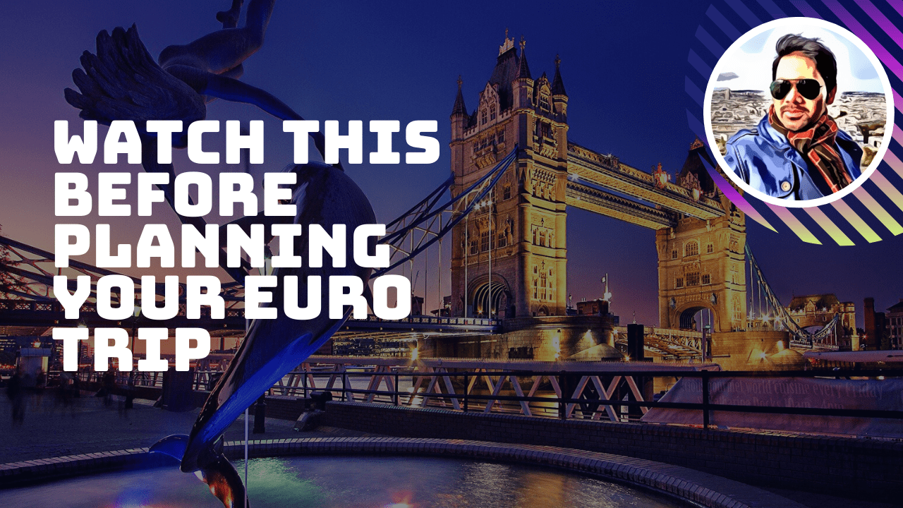 watch this before planning your euro trip - Home