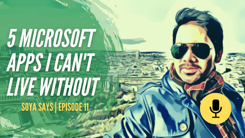five microsoft productivity apps i cant live without - My Top 5 Most Used Apps from Microsoft + A Bonus App 😉