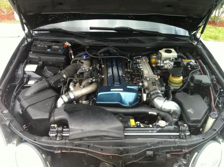 JZS161 Toyota Aristo engine wiring – Shoarmateam