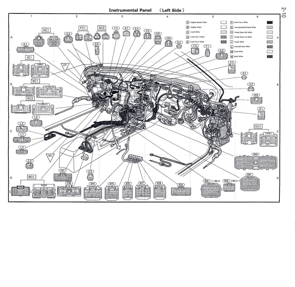 Toyota Aristo Vvt I Ecu Pinout Wiring Diagram, Toyota, Get