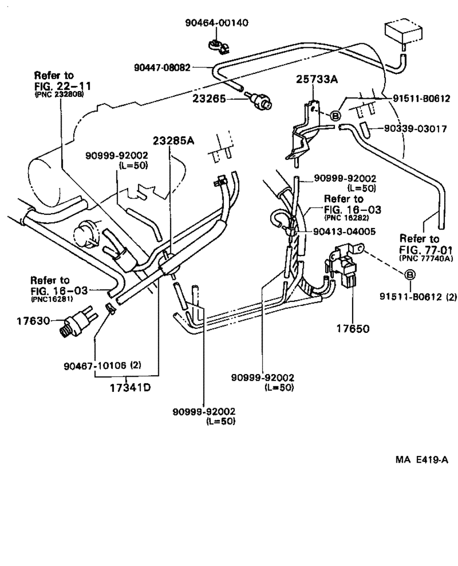 1987 Mitsubishi Mighty Max Engine Diagram. Mitsubishi