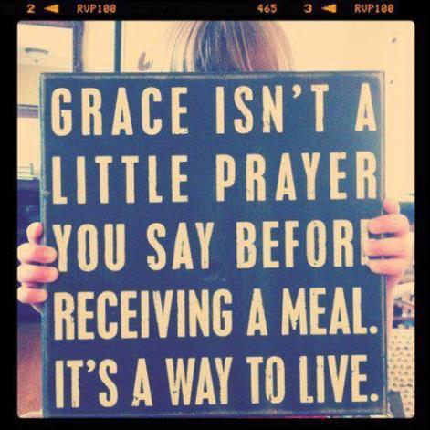 6 prayers or grace