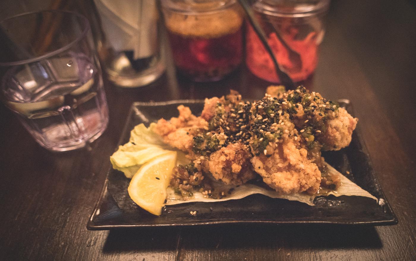 Yokato Yokabai - Japonais - Karaage - Poulet frit