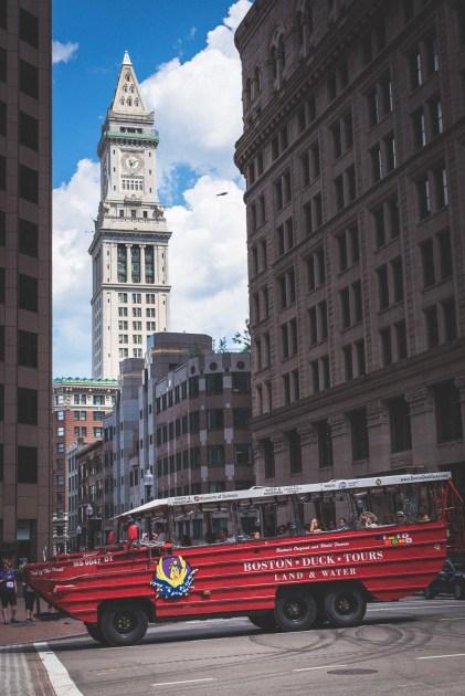 Custom House Tower boston freedom trail