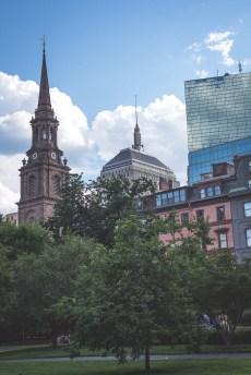 Arlington Street Church Boston