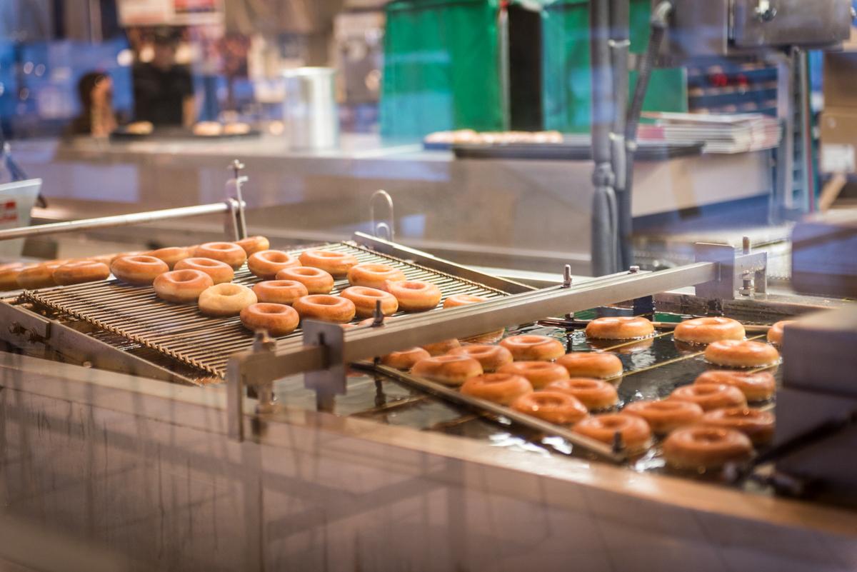 Krispy Kreme - Greenfield Park