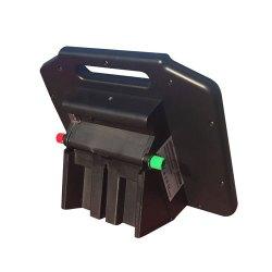 ShockRite SRS02 0.2J Solar Powered Energiser Back Angled View