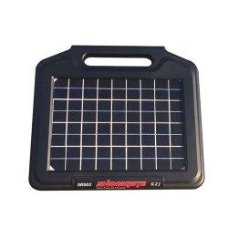 ShockRite SRS02 0.2J Solar Powered Energiser Front View