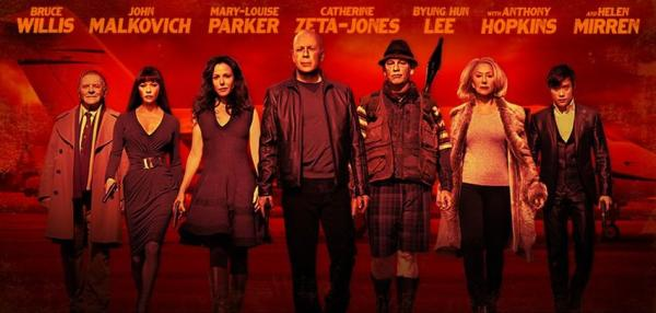 Red 1 &2 op Netflix België
