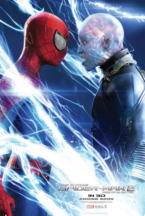 The Amazing Spider-Man 2 Gets Three New Glossy Movie Posters