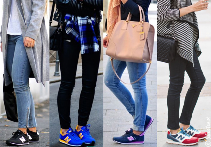 Telugu fashion and lifestyle news-Jeans Sneakers Matching Fashion
