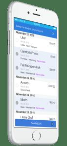 Shoeboxed Screenshot iPhone