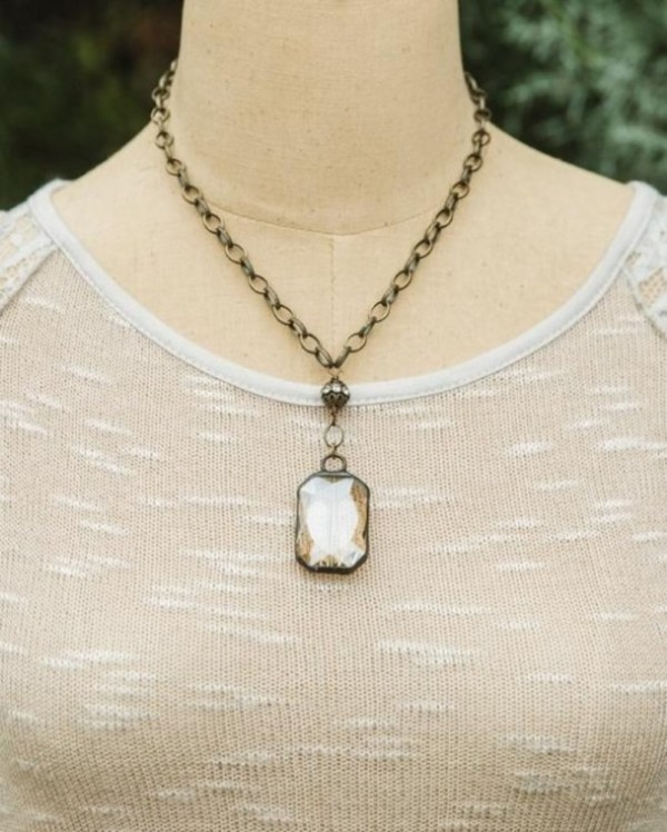 Brighton Brazilian Multi Charm Necklace - Year of Clean Water