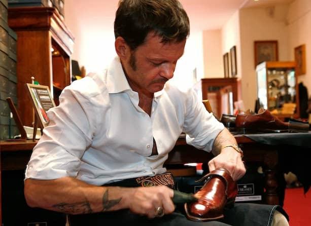 Mannen, myten, legenden: Riccardo Freccia Bestetti.
