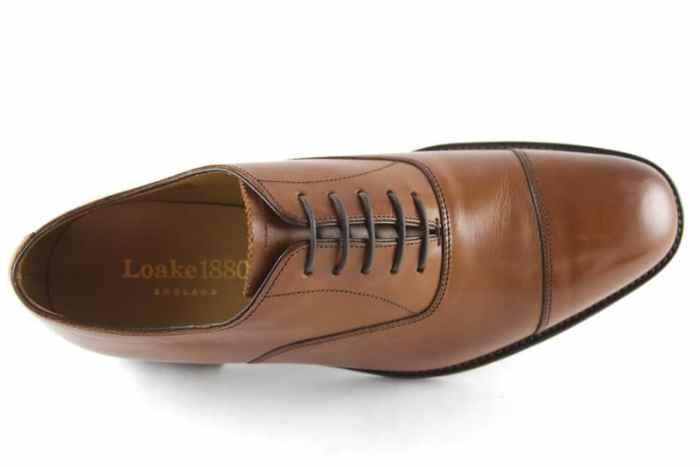 En sådan här sko är det finalisterna ska putsa upp under eventet, och dessutom har chansen att vinna. Bild: MacSamillion