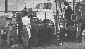 Historia - Goodyear-randsydda konstruktionsmetoden