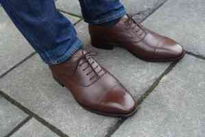 Recension - Crownhill Shoes The Stewart